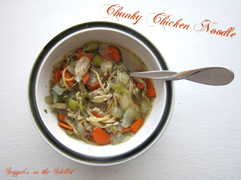ChunkyChickenNoodle