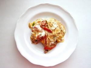 Portuguese Baked Eggs 2